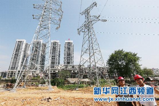 65亩,本期规模1台50兆伏安主变压器;110千伏线路2回(至袁州变1回,东山