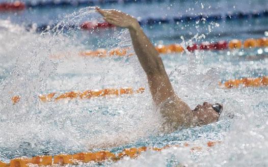 遊泳——全國夏季遊泳錦標賽落幕