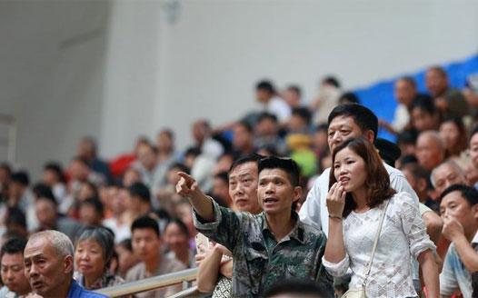 江西峽江:900套國有林場危改房公開搖號分配