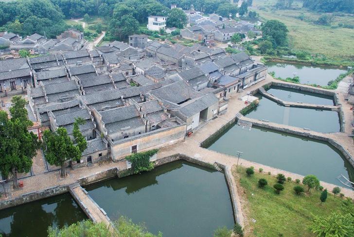 聽,建築在訴説|江西釣源古村千年廬陵文化