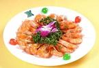 美味食譜:番茄仔海藻煮海蝦