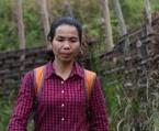 47岁的她回到乡间,在云中半岭盖起了新家