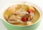 美食家推荐:荷冬炖水鸭