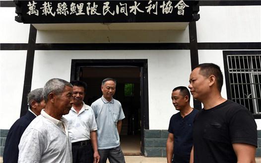 江西万载:长盛不衰百年民间水利协会