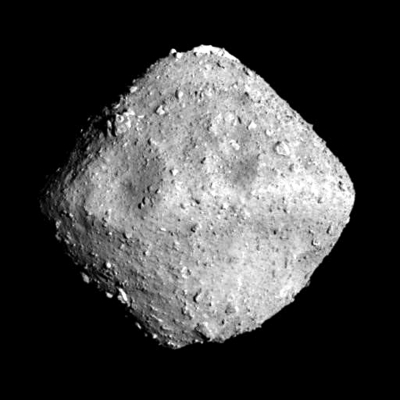 """小行星""""龙宫""""可能由天体碎片组成"""