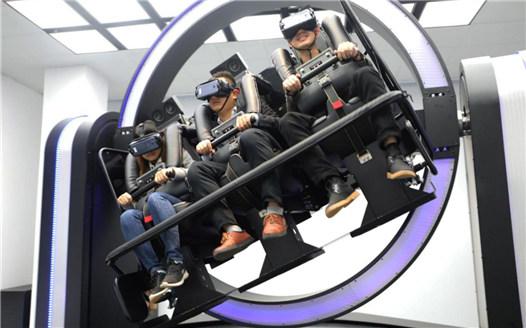 感受酷炫黑科技!探訪南昌VR主題樂園