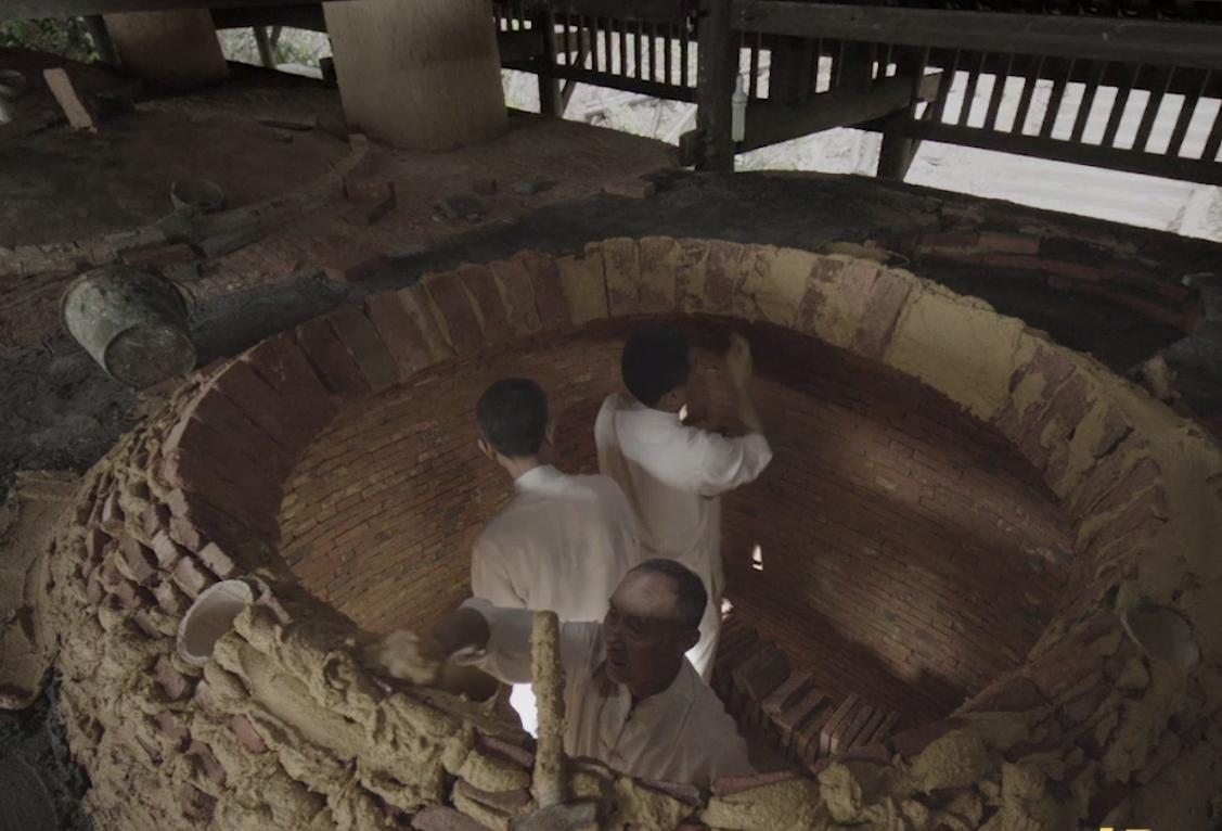 參與復建復燒11座傳統窯爐 千年窯火重燃