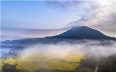 江西武寧:柳山雲海如蓬萊仙境