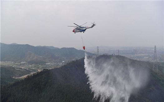 江西景德鎮森林火災已撲滅 330余人參與撲救