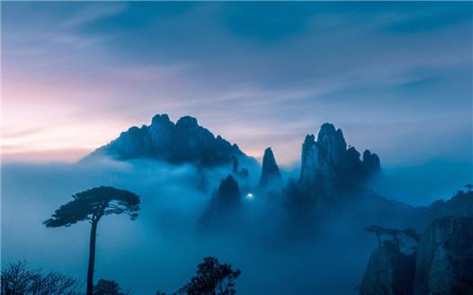 江西三清山:最美人間四月天