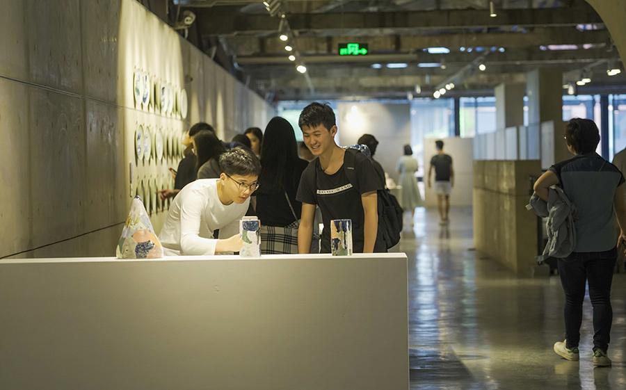 國際陶藝展來了!在陶溪川開啟一場藝術的奇幻之旅