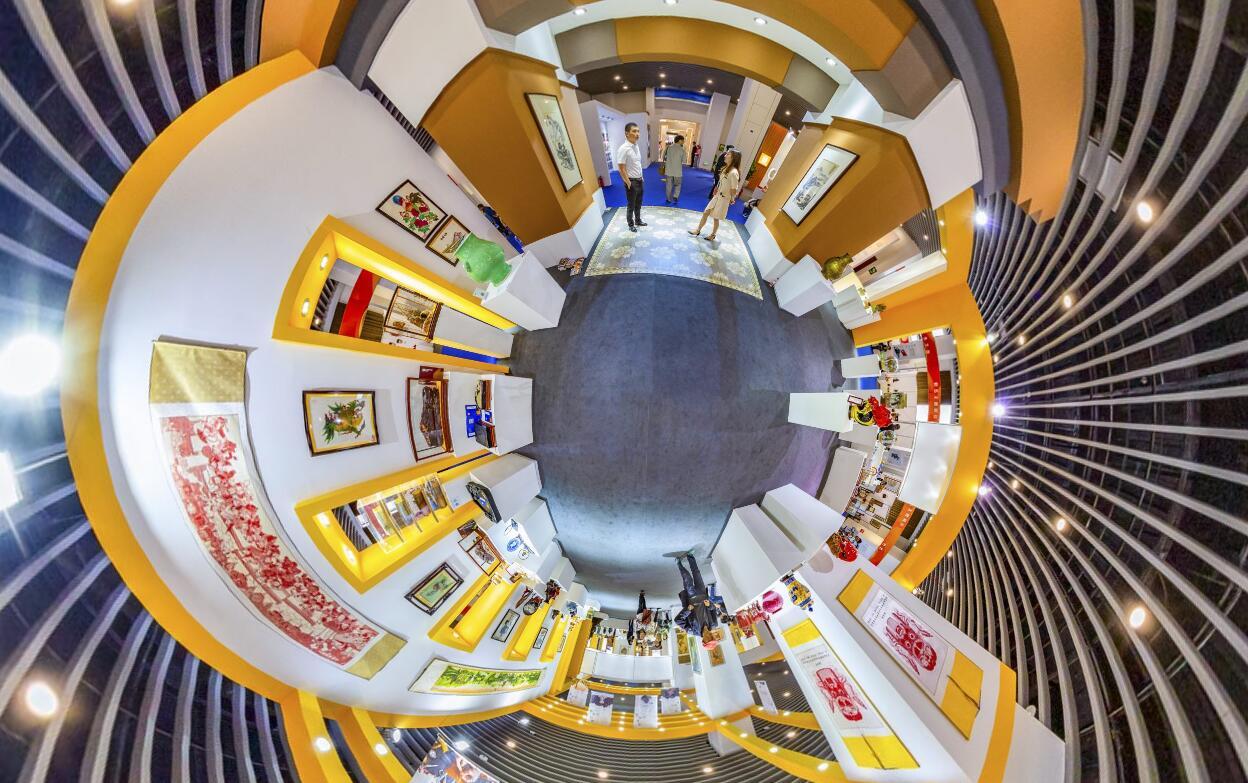 360VR全景看江西文化巡禮展覽會
