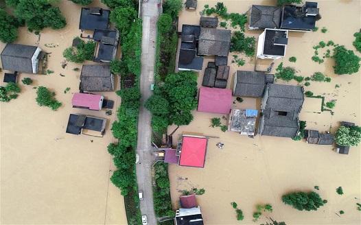 江西暴雨洪澇災害啟動國家Ⅳ級救災應急響應