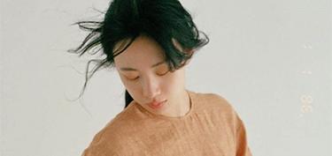 李夢最新大片上線 演繹夏日橘色元氣女孩