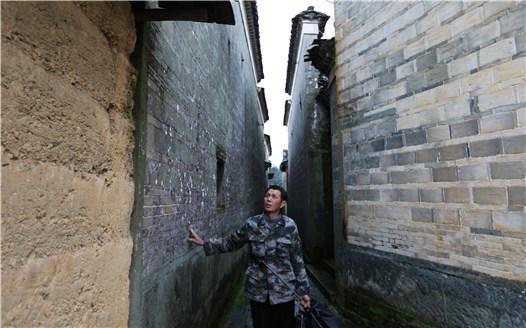 胡慶華:把古村落當傳家寶來守護