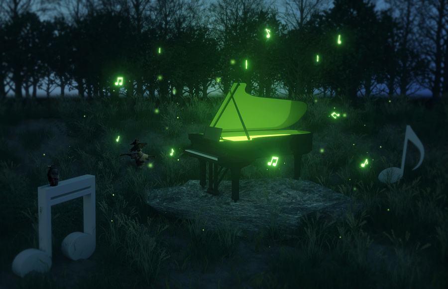 江西森林旅遊主題曲歌詞獲獎名單揭曉