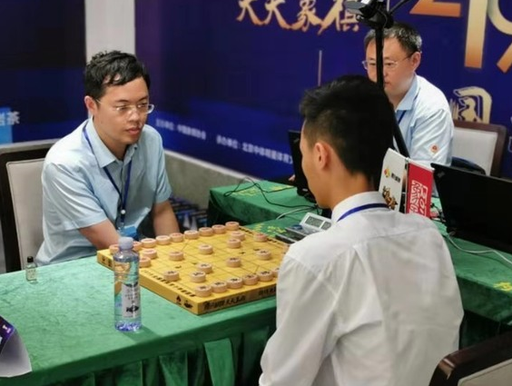 2019全國象棋男子甲級聯賽走進安義古村