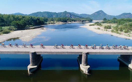 第十屆環鄱陽湖國際自行車賽第七賽段賽況