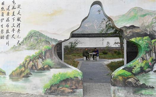 江西廬山:打造美麗鄉村 提升百姓人居環境