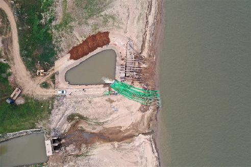 江西南昌:抗旱保供水