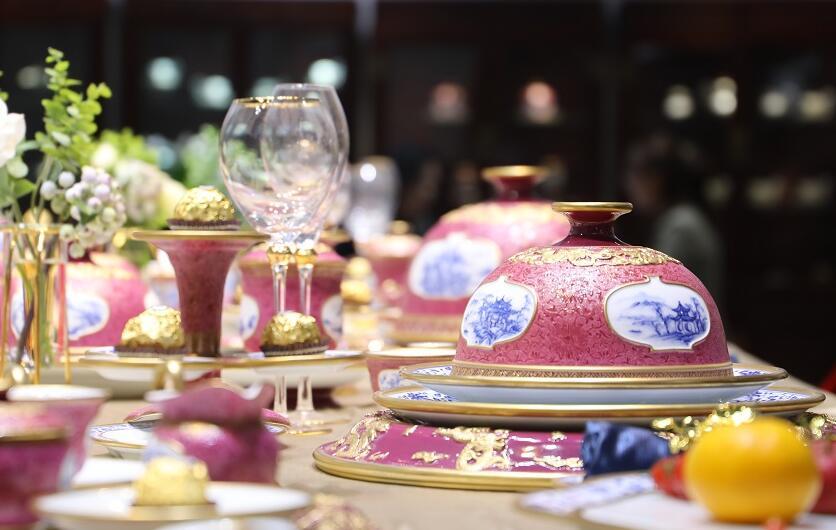 景德鎮瓷博會:中外陶瓷珍品來襲 讓你一次看個夠