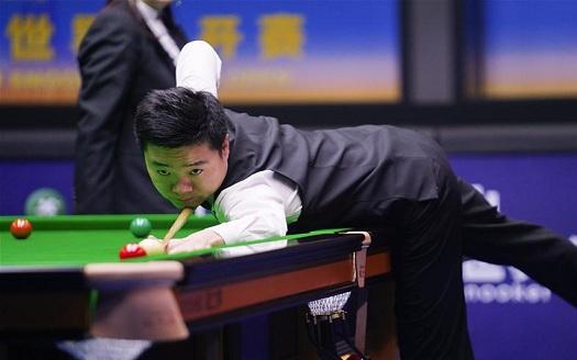斯諾克——世界公開賽:丁俊暉無緣晉級