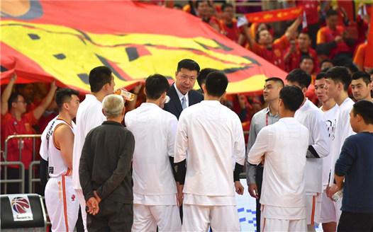 籃球——CBA常規賽:八一南昌對陣吉林九臺農商銀行