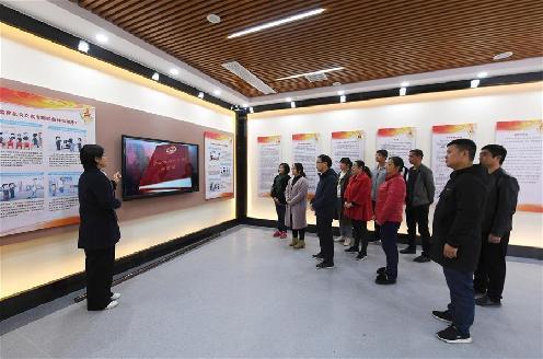 江西首個監察教育館正式開館