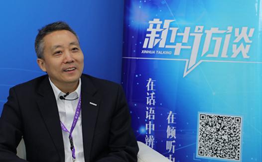浪潮集團執行總裁王洪添:讓城市更智慧 讓企業更智能