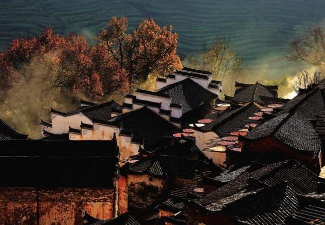 鄉村旅遊推動婺源農民生活方式發生新變化