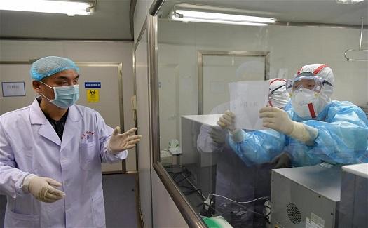 探訪南昌市疾病預防控制中心微生物檢驗實驗室
