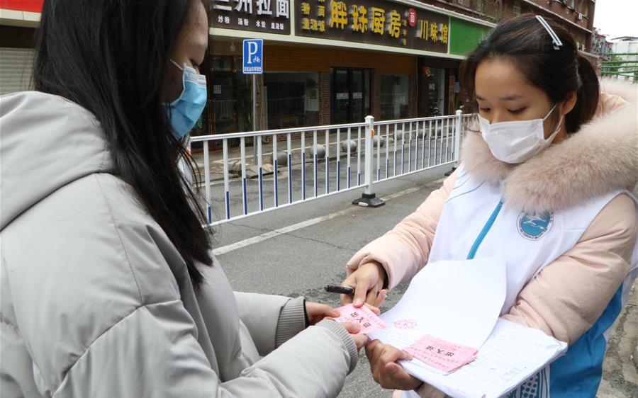 南昌:加強社區管理 共同抵制疫情