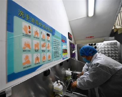 江西南昌:做好防疫工作 助力安全生産