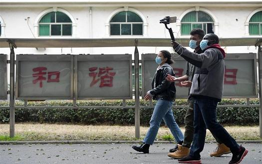 """在華留學生龍塔約:""""我在中國很好!"""""""