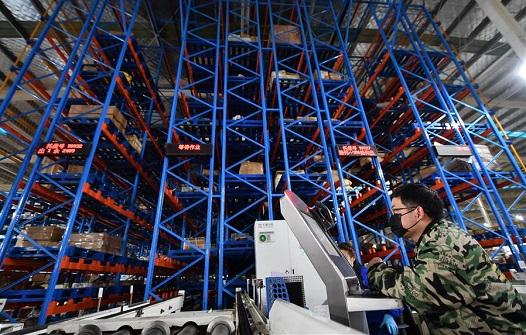 江西南昌:安全防疫 平穩生産