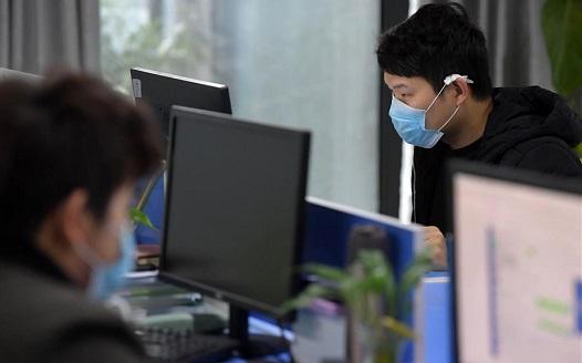 江西南昌:小微企業陸續復工復産