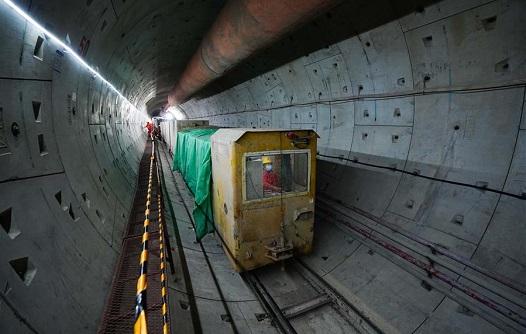 南昌地鐵項目建設防疫兩不誤