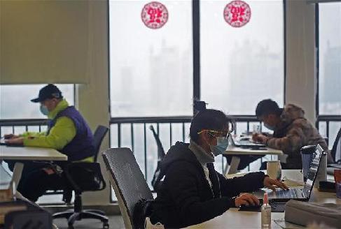 南昌:人員返崗 中小微企業陸續復工復産