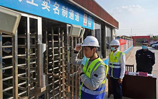 南昌:建築工程項目有序復工