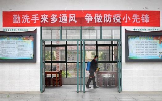 """江西南昌:多措並舉""""備戰""""開學復課"""