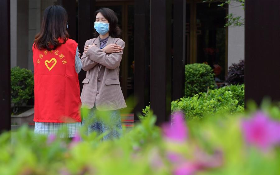 江西宜春:心理支持服務 關愛一線醫護