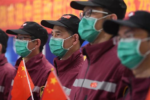 中國政府赴烏茲別克斯坦聯合工作組完成任務回國