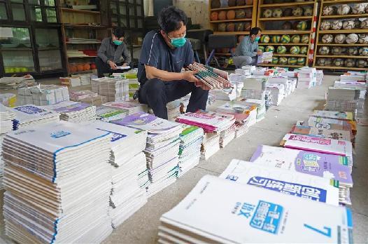 江西:鄉鎮學校防疫迎復課