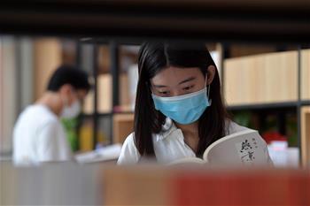 江西南昌:五一假期品讀書香