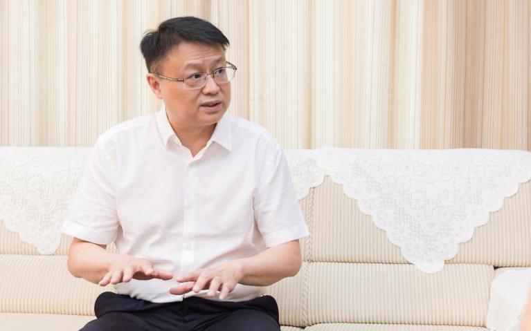 黃富華:守牢特種設備安全底線 助力經濟社會安全發展
