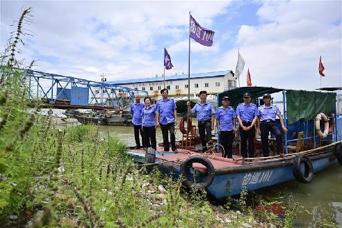 鄱陽湖漁民上岸轉型記