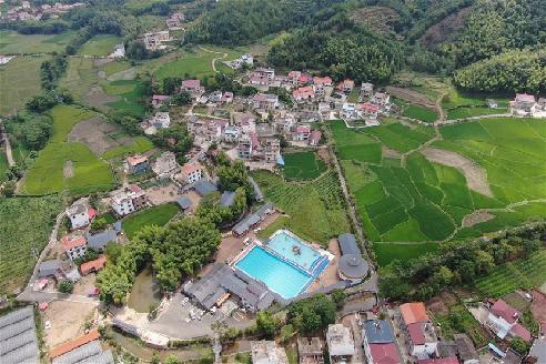 江西信豐:發展旅遊産業 助力鄉村振興