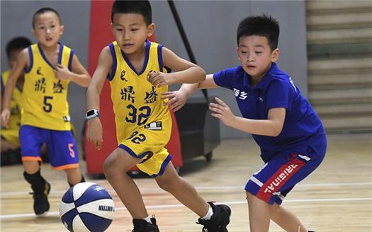 """全民健身——""""紅色搖籃""""江西省小籃球聯賽在南昌啟動"""