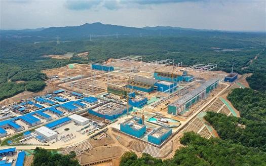 雅中至江西特高壓輸電工程建設有序推進