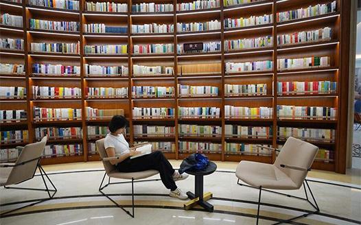 鬧市圖書館打造市民閱讀空間